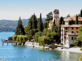 Grand Hotel Fasano, hotell i Gardone Riviera