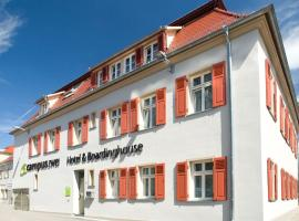 campuszwei - Hotel & Boardinghouse, hotel in Ludwigsburg
