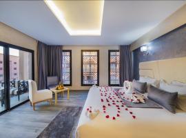 STARS HOTEL, Hotel in Marrakesch