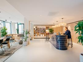 Yays Entrepothaven Concierged Boutique Apartments, serviced apartment in Amsterdam