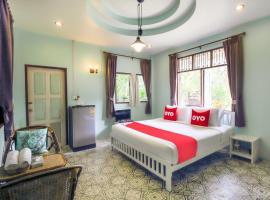 OYO 606 Baan Suansabai Pleanpanmai Resort Amphawa โรงแรมในอัมพวา