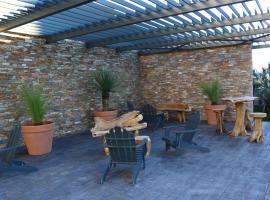 APPT NEUF haut de gamme, Terrasse, Sud Montpellier, family hotel in Pérols
