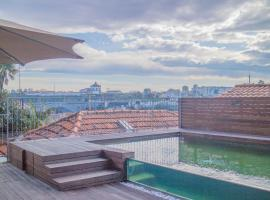 PIPADOURO by YoursPorto, hotel with pools in Porto