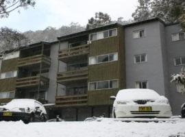 Retro 2 Bedroom Apartment, hotel in Thredbo