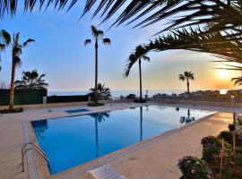 BEAUTIFUL GREEN APARTMENT at CLEOPATRA BEACH, отель в городе Аланья