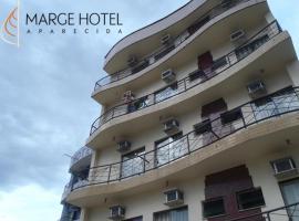 Marge Hotel, hotel em Aparecida