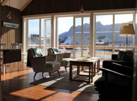 Reinefjorden Sjøhus, apartment in Reine