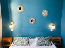Brit Hotel Du Parc, отель в Динаре