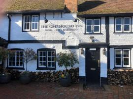 The Greyhound Inn, hotel near Watersmeet, Gerrards Cross