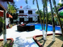 Nimat Hotel ( Hotel Villa Marianna), отель в городе Бока-Чика