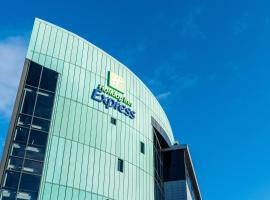 Holiday Inn Express Dundee, hotel near St Andrews - Eden Course, Dundee