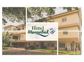 Hotel Manantial, hotel in Buga