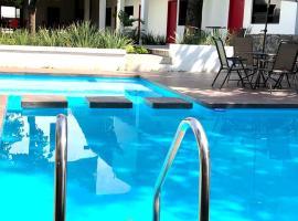 Hotel Sierra Linda, hotel en Xilitla