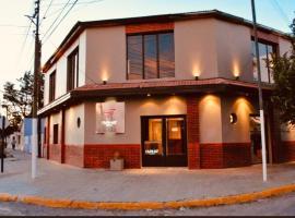 Ali Grand Hotel, hotel in Pico Truncado