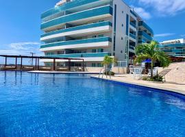 Apartamento 208 B Le bon vivant, hotel with jacuzzis in Arraial do Cabo