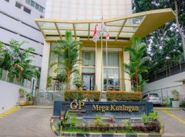 GP Mega Kuningan Jakarta, hotel in Jakarta