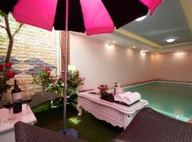 Lucky Budda Inn Villa, hotel in Hanoi