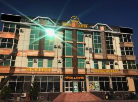 Hotel ORIYO, hotel en Dushanbe