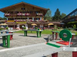 Bruggerhof - Camping, Restaurant, Hotel, hotel in Kitzbühel