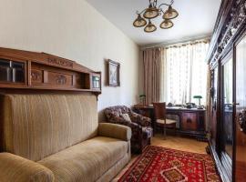 Kropotkinskaya Apartment, hotel near Gorky Park, Moscow