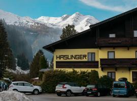 Alpenpension Haslinger, Hotel in Bad Gastein