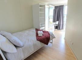 Private Modern Room - in an apartment in City Centre!, apartment in Canberra