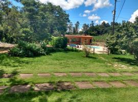 Pousada Estalagem, pet-friendly hotel in Carmo do Rio Claro