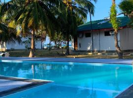 Pearl Oceanic Resort - Trincomalee, hotel in Trincomalee