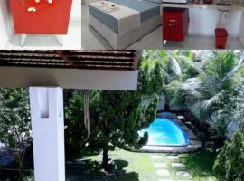 White House, guest house in Fortaleza