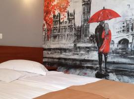 City Hotel Bucharest, hotel near Fashion House Outlet Center, Bucharest