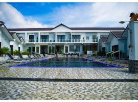 Otres River Park Hotel, отель в Сиануквиле