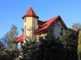 Dom Gościnny Kapitan, hotel in Pobierowo