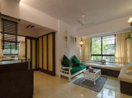 1BHK - Bandra - Bohemian - The Bombay Home Company, self catering accommodation in Mumbai