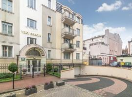 Three Graces (Trzy Gracje) Apartment, pet-friendly hotel in Sopot