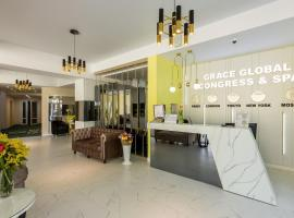 Grace Global Congress & SPA, hotel with jacuzzis in Adler