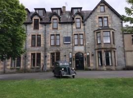 Hotel Square, hotel near CairnGorm National Park, Tomintoul