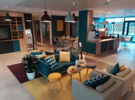 Aparthotel Adagio Access Le Havre Les Docks, hotel in Le Havre