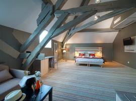 Au Coeur Des Bulles, hotel near Nigloland, Loches-sur-Ource