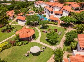 Sugar Cane Club Hotel & Spa, hotel a Saint Peter
