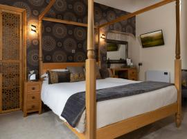 Melrose Guesthouse, boutique hotel in Ambleside