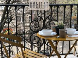habitat Holiday Apartment, apartment in Ruse