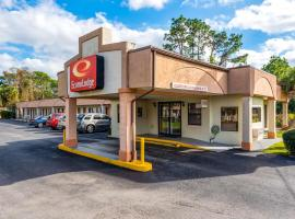 Econo Lodge Crystal River, hotel in Crystal River
