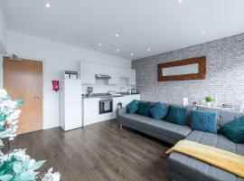 BEAUTIFUL CITY CENTRE Apartment WATFORD!!, hotel in Watford