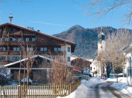 Hotel-Gasthof Sperrer, Hotel in Grassau