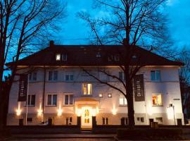 Hotel-Cocco-Bello in der Villa Foret, hotel in Ludwigsburg