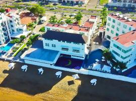 Best Western PLUS Luna del Mar, hotel in Manzanillo
