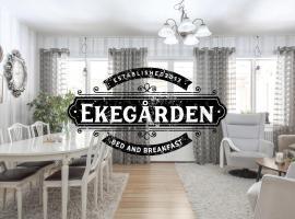 Villa Ekegården, hotel near Gothenburg Landvetter Airport - GOT,