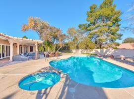 Beautiful spacious home, up to 10 guests welcome!, villa in Las Vegas