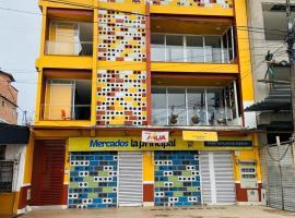 apartamento the colors, apartment in Guatapé