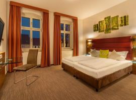 Hotel und Restaurant Zum Deutschen Hause, Hotel in der Nähe von: Tropical Islands, Lübbenau